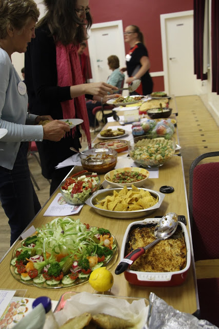 September AGM and bring and share meal
